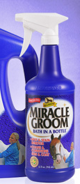 Miracle groom, ABSORBINE
