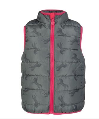 Gilet réversible Horse Friends Kids, HKM