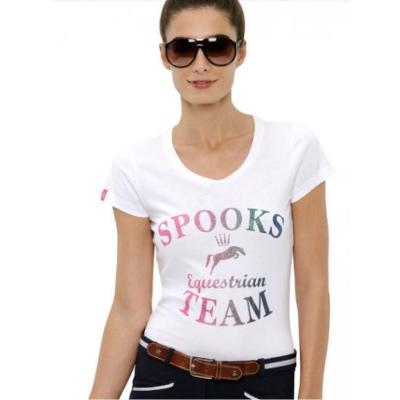 Tee-shirt Maril, SPOOKS